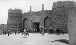 Kerman_Masjid_Gate