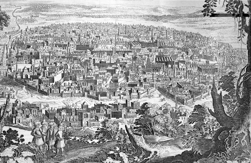 تصویری از اصفهان دوره صفوی در سفرنامه اولئاریوس
